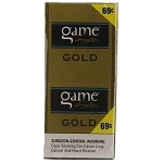 Game Cigarillos Gold  Box Pre Priced .69