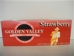 Golden Valley Filter Cigars Strawberry