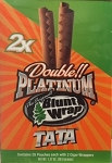 Double Platinum Blunt Wrap Tata
