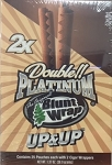 Double Platinum Blunt Wrap Up & Up