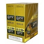 Game Foil Fresh Cigarillos Gold 2 for $0.99 Pre-Priced