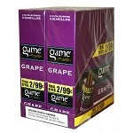 Game Foil Fresh Cigarillos Grape 2 for $0.99 Pre-Priced