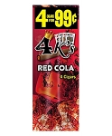 4 Kings Red Cola Cigarillos Pouch