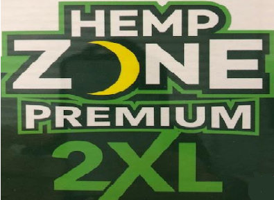 Hemp Zone Premium 2XL Wraps