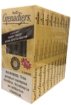AYC Grenadiers Natural Dark 2 pack special Cigars