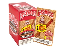 Backwoods Sweet Aromatic Cigars 40 ct