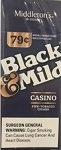 Black & Mild Casino 79c Cigars Box