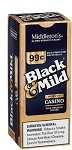 Black & Mild Wood Tip Casino Cigars Box 99c