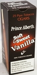 Black & Mild Prince Alberts Soft & Sweet Vanilla Cigars Box