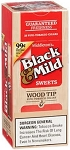 Black & Mild Sweets Wood Tip Cigars Pre Priced Box