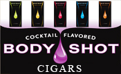 BodyShot Cigars