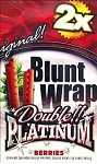 Double Platinum Cigar Wrap Berries
