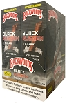 Backwoods Black Russian Cigars 24ct Singles