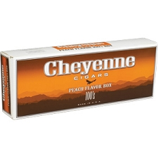Cheyenne Filtered Cigars Peach