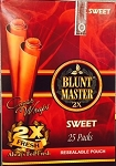 Blunt Master 2X Sweet Cigars Wraps