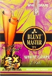 Blunt Master 2X White Grape Cigars Wraps