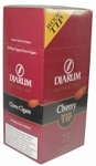 Djarum Clove Wood Tip Cherry Cigars Box