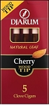 Djarum Clove Wood Tip Cherry Cigars Pack