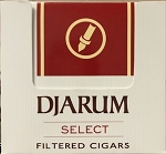 Djarum Filtered Clove Cigars Select (Mild)