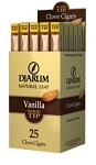 Djarum Clove Wood Tip Vanilla Cigars Box