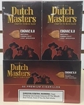 Dutch Masters Cigarillos Cognac X.0 Foil 60 Ct
