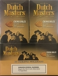 Dutch Masters Cigarillos Crema Dolce Foil 60 Ct