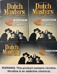 Dutch Masters Cigarillos Russian Cream Foil 60 Ct