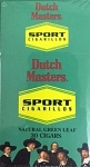 Dutch Masters Sports Cigarillos Box