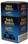Dutch Masters Cigarillos Vanilla Blue Box