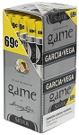 Game Cigarillos Silver Box $0.69 Pre Priced