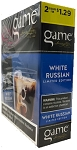 Game White Russian (Limited Edition) 2 for 1.29
