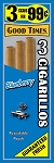 Good Times Cigarillos Blueberry Pouch 15/3