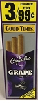 Good Times Cigarillos Grape Pouch 15/3