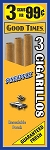 Good Times Cigarillos Pineapple Pouch 15/3