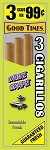 Good Times Cigarillos White Grape Pouch 15/3