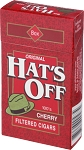 Hat's Off Filtered Cigars Cherry
