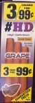 Good Times Cigarillos HD Grape Pouch
