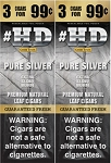Good Times HD Pure Silver 3 for 99 Cigars