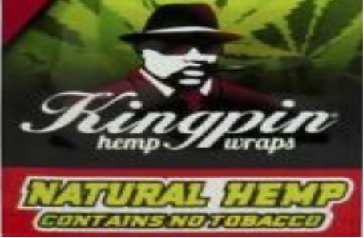 Kingpin Hemp Wrap