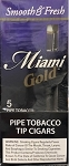 Miami Gold Grape Wine Cigars Pack