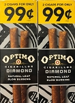 Optimo Foil Pouch Cigarillos Diamond Prepriced