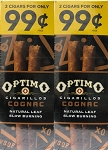Optimo Foil Pouch Cigarillos Cognac Prepriced