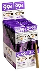 Optimo Foil Pouch Cigarillos Grape Prepriced