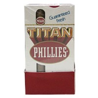 Phillies Titan Cigars 10/5 Pack