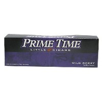 Prime Time Little Cigars Wild Berry
