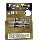 Prime Time Little Cigars Vanilla 50Ct Box
