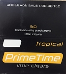 Prime Time Little Cigars Tropical 50Ct Box