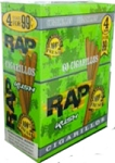 RAP Cigarillos Kush Pouch 15/4 Pre-Priced
