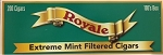 Royale Filtered Cigars Extreme Menthol