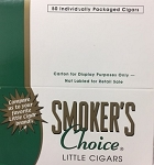 Smoker's Choice Cigars Green 50Ct Box